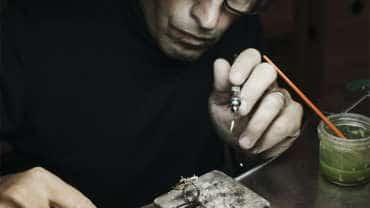 Come si crea un gioiello unico oggi? L'intervista a Luigi Citi.
