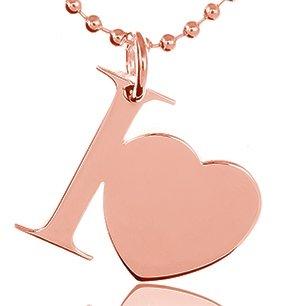 catena argento rosato