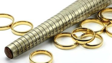 Come individuare la misura di un anello da regalare